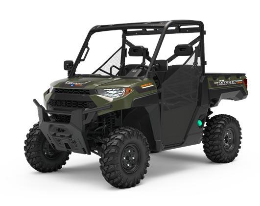 Polaris UK:Ranger® Diesel