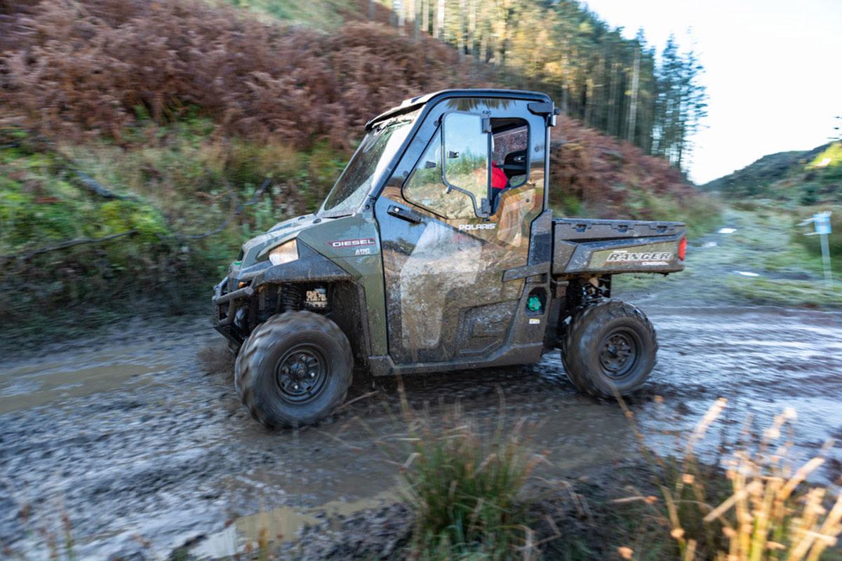 Polaris UK:Ranger® Diesel 2018
