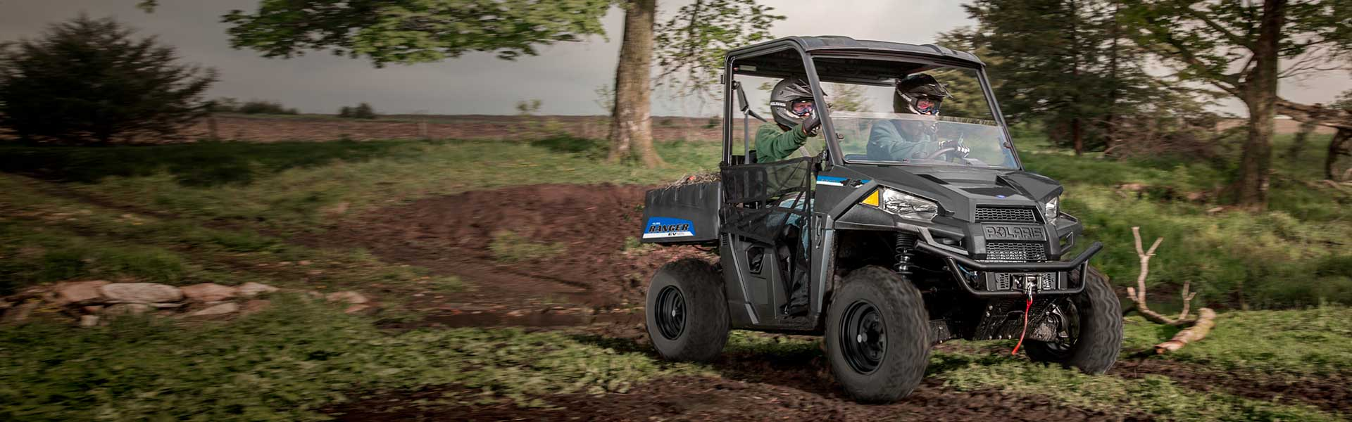 Polaris UK:Ranger® EV