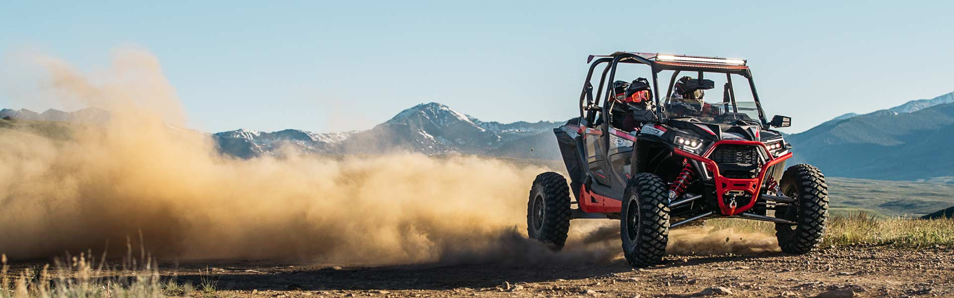 Polaris UK:Rzr XP® 4 1000 EPS
