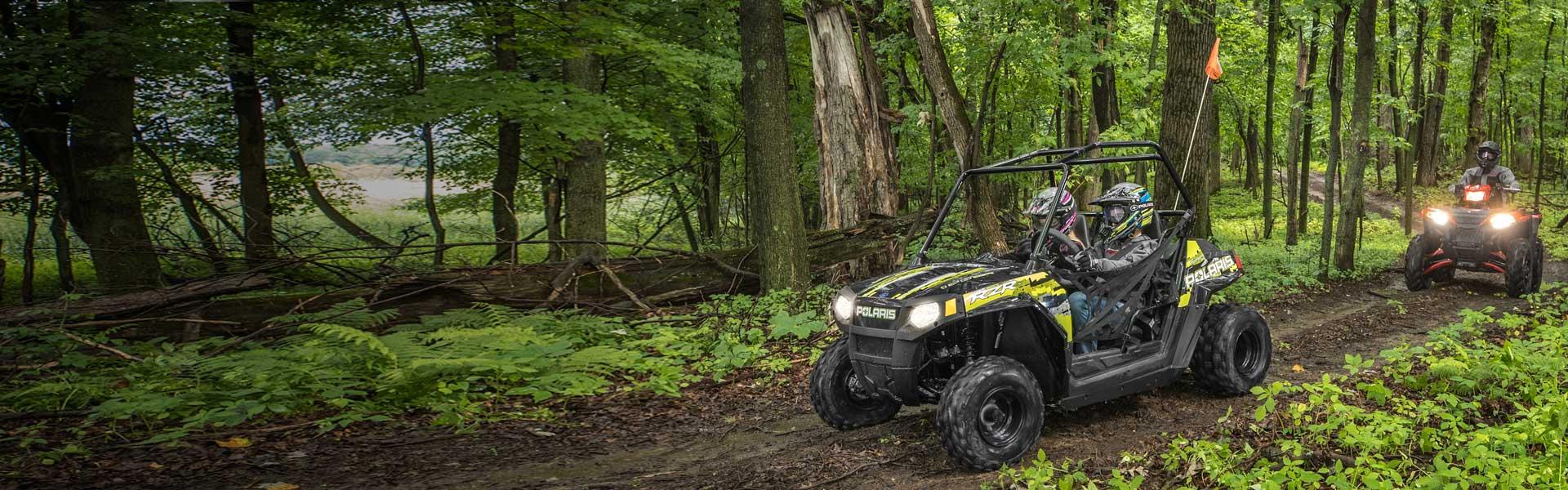 Polaris UK:Rzr® 170 EFI