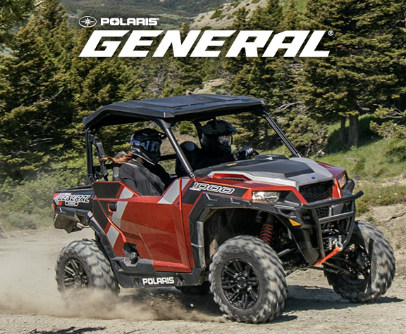 Polaris UK:Ranger® Diesel 2018